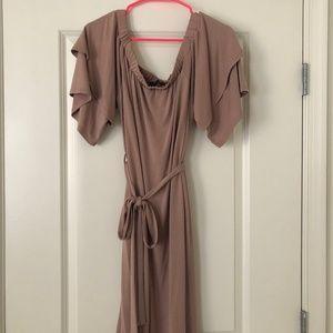 KLD Off Shoulder Dress